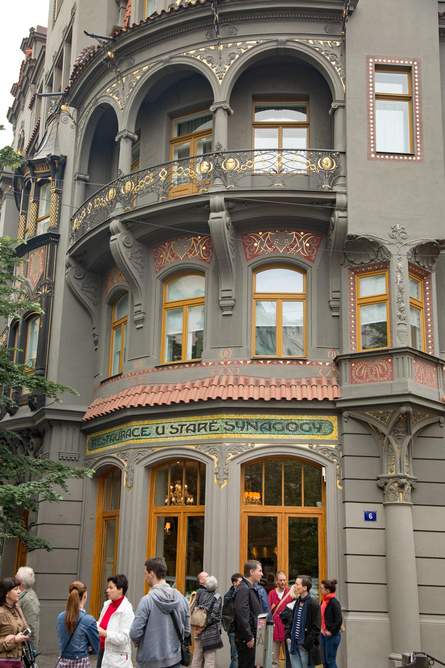 Joodse wijk Josefov