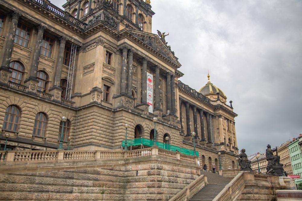 Het Nationaal Museum van Praag
